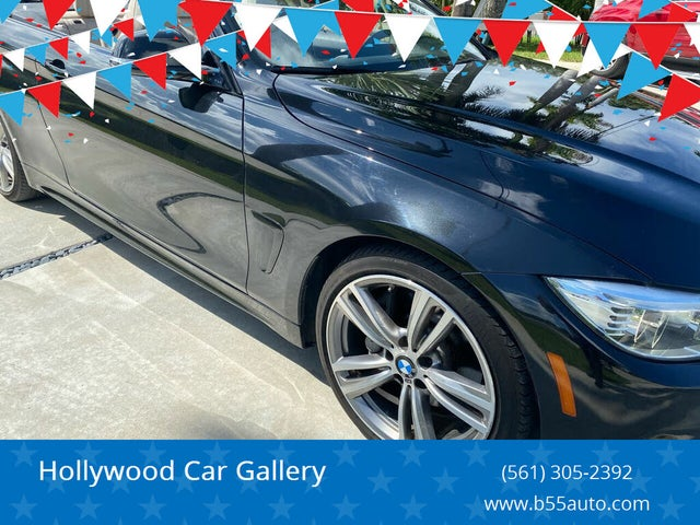 2016 BMW 4 Series 435i Convertible RWD