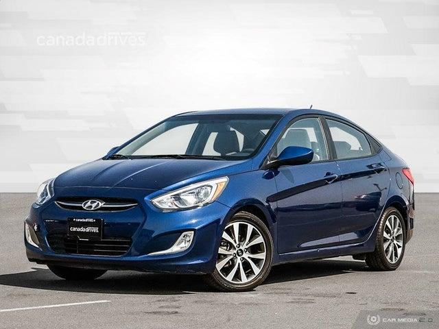 2017 Hyundai Accent SE Sedan FWD