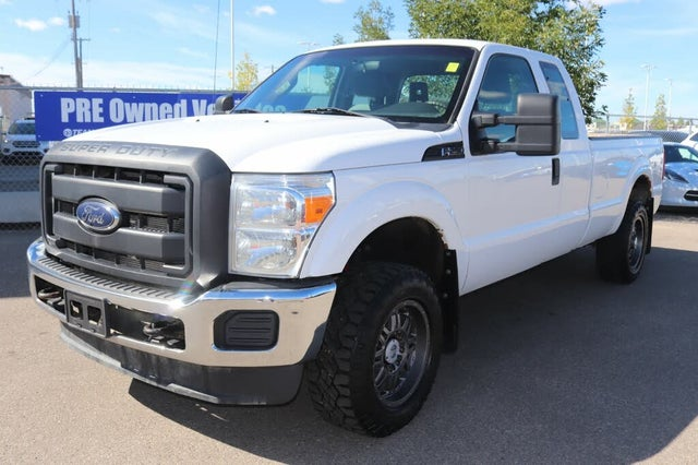 2012 Ford F-250 Super Duty XLT SuperCab 4WD