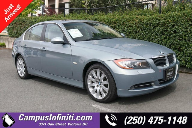 2007 BMW 3 Series 335xi Sedan AWD