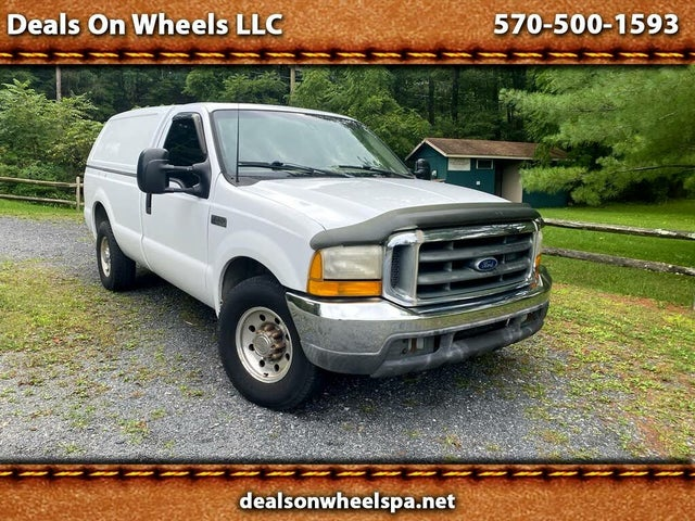 1999 Ford F-250 Super Duty Lariat LB