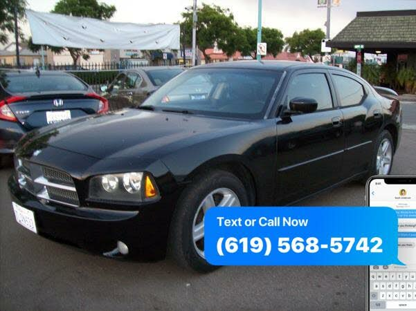 2010 Dodge Charger R/T Plus RWD