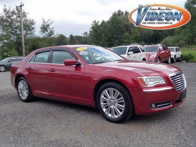 2014 Chrysler 300 AWD