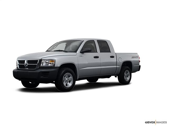 2008 Dodge Dakota Big Horn/Lone Star Extended Cab 4WD
