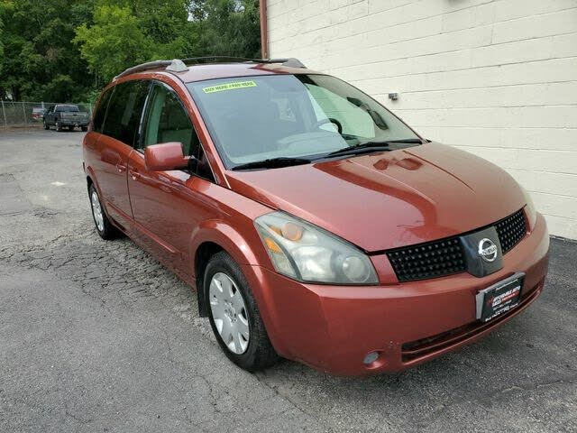2005 Nissan Quest Base