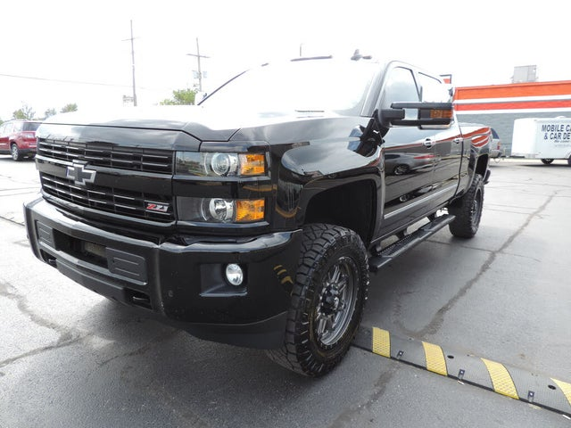Used Chevrolet Silverado 2500hd For Sale In Springfield Mo Cargurus