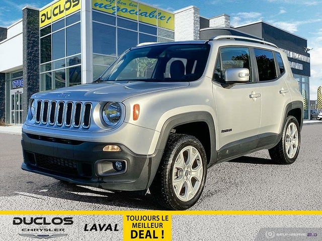 2018 Jeep Renegade Limited 4WD