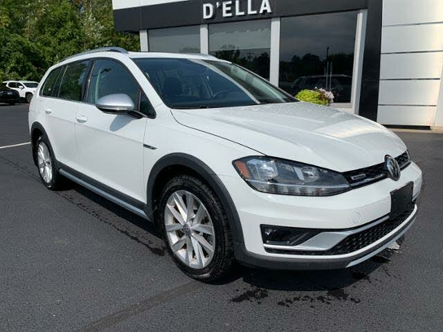 2019 Volkswagen Golf Alltrack SE 4Motion AWD