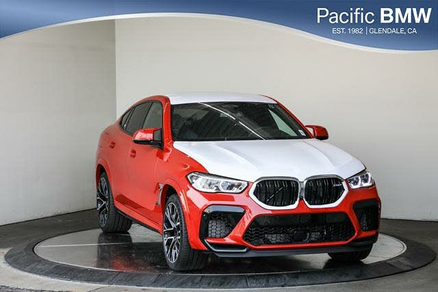 2020 BMW X6 M Sports Activity Coupe AWD