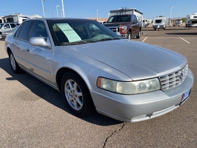 Used 2004 Cadillac Seville STS FWD for Sale (with Photos ...