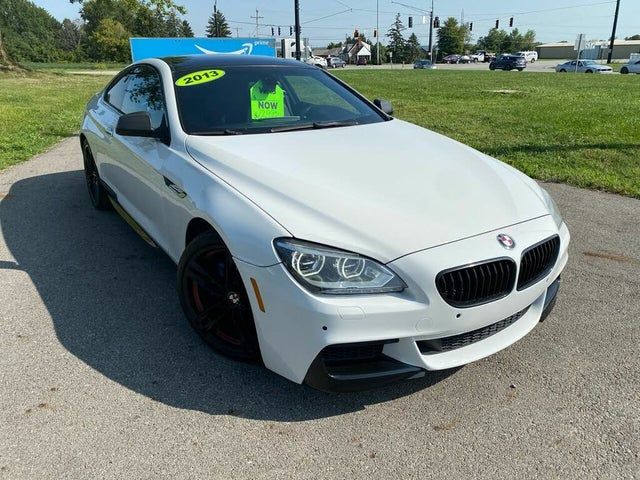 2013 BMW 6 Series 640i Coupe RWD