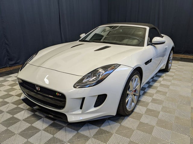 2015 Jaguar F-TYPE Convertible RWD