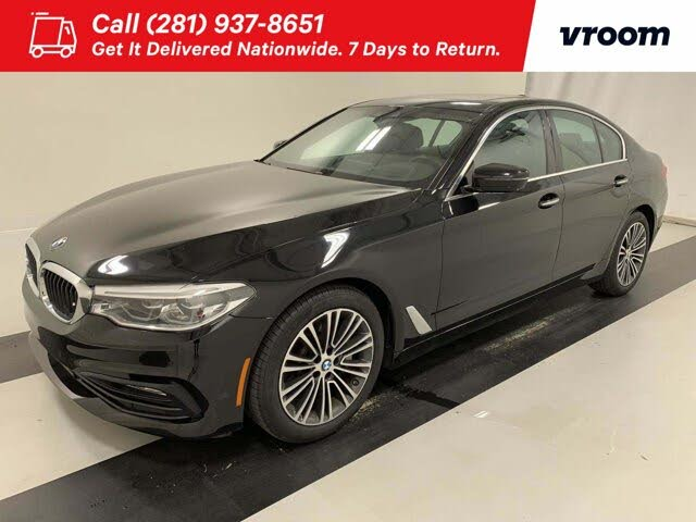 2017 BMW 5 Series 540i xDrive Sedan AWD