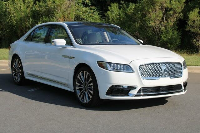 2020 Lincoln Continental Reserve FWD for Sale in North ...