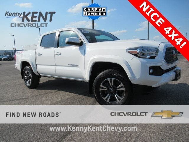 2018 Toyota Tacoma TRD Sport Double Cab 4WD