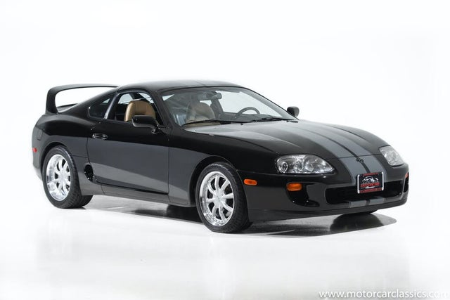 1995 Toyota Supra 2 Dr Turbo Hatchback