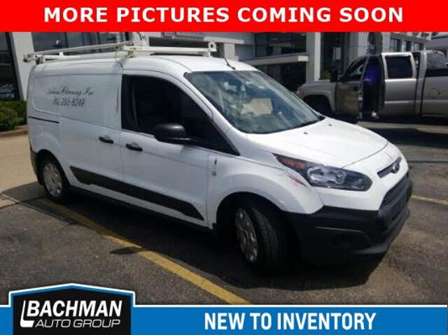 2014 Ford Transit Connect Cargo XL LWB FWD with Rear Cargo Doors