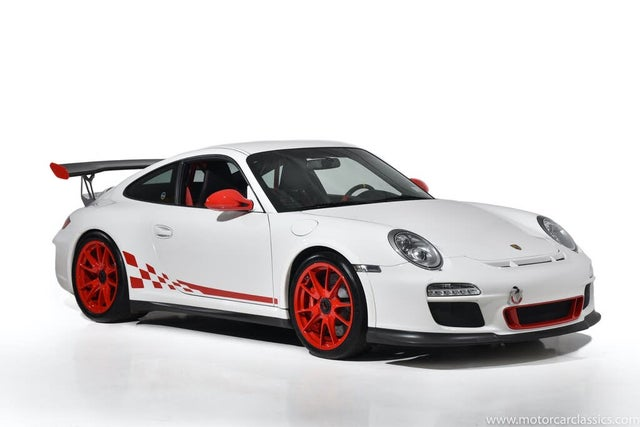 2011 Porsche 911 GT3 RS Coupe RWD