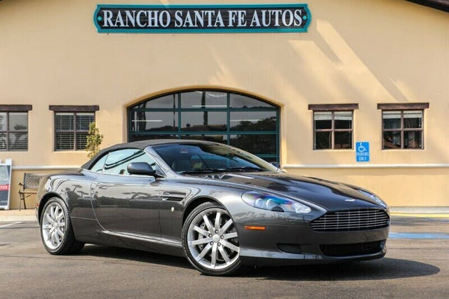 Used Aston Martin Db9 For Sale Right Now Cargurus