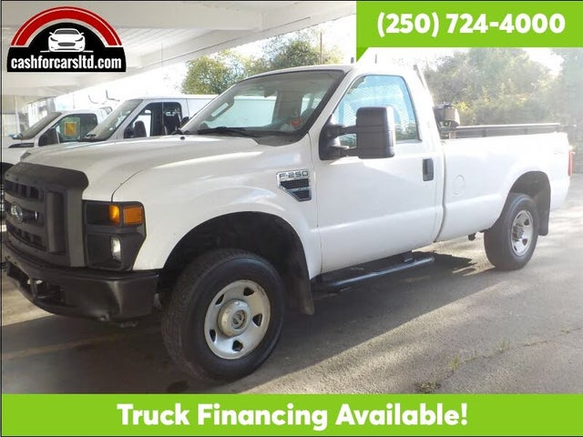2008 Ford F-250 Super Duty XL 4WD