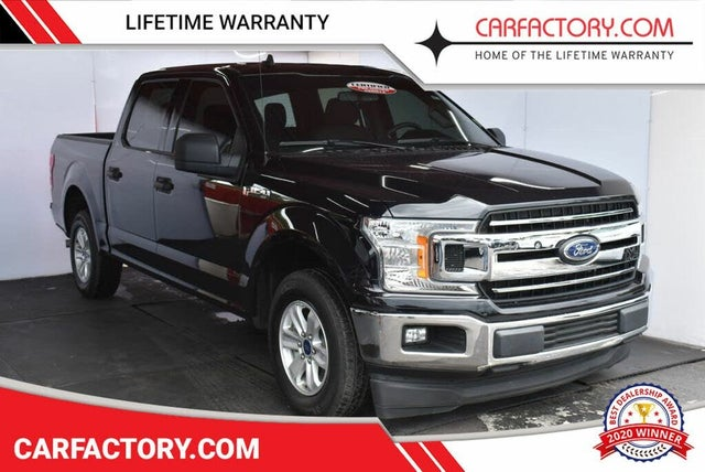 2020 Ford F-150 Lariat SuperCrew RWD