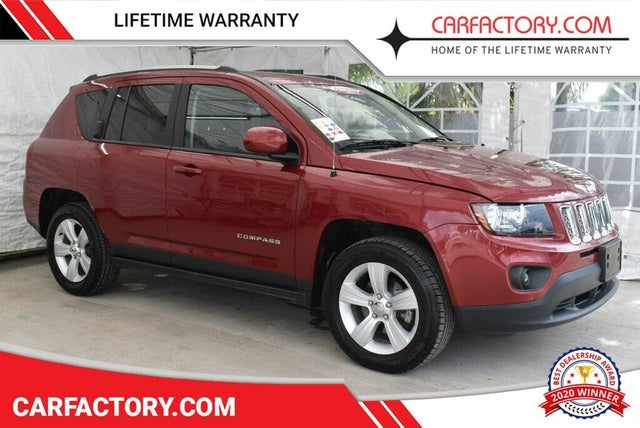 2017 Jeep Compass X Latitude 4WD