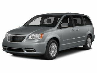 2016 Chrysler Town & Country Limited Platinum FWD