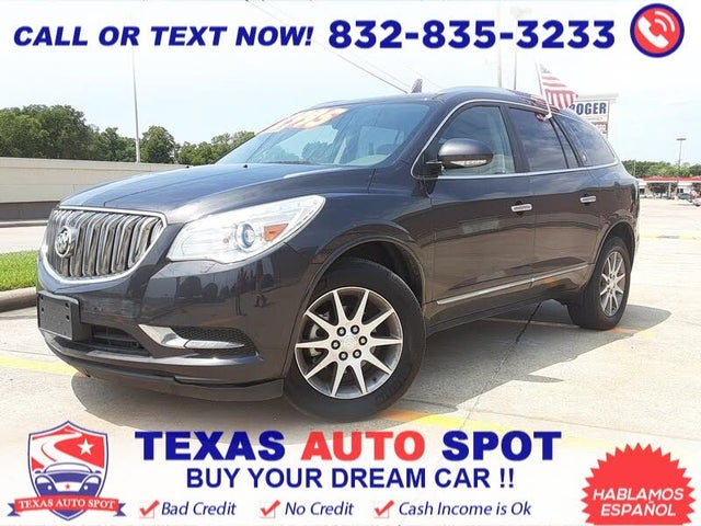 2016 Buick Enclave Leather AWD