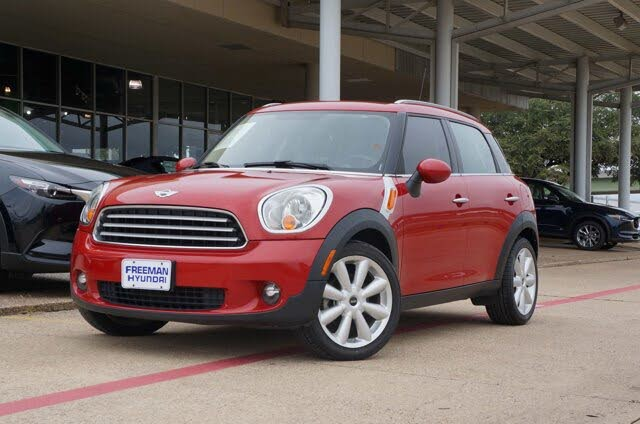 2013 MINI Countryman FWD