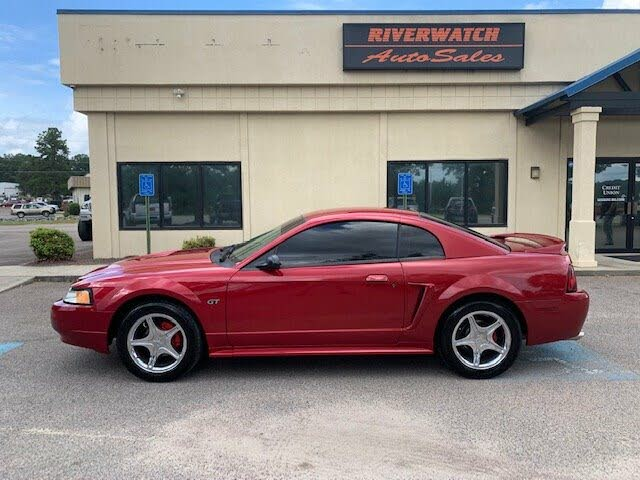 2000 Ford Mustang GT Coupe RWD