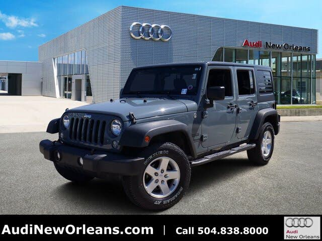 Used Jeep Wrangler Unlimited for Sale in Louisiana - CarGurus