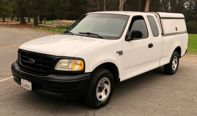 2003 Ford F-150 Lariat Extended Cab SB