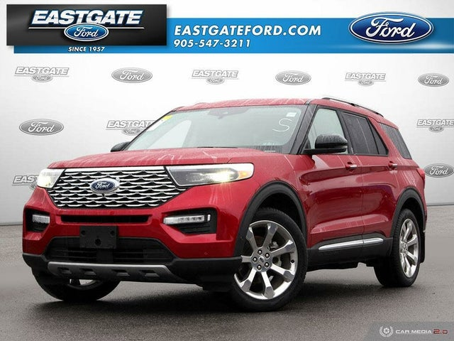 2020 Ford Explorer Platinum AWD
