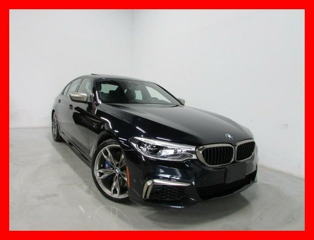 2019 BMW 5 Series M550i xDrive Sedan AWD