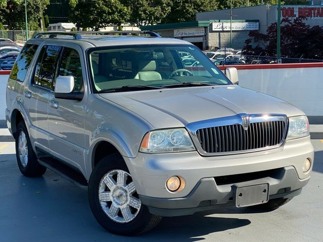 2003 Lincoln Aviator Premium AWD