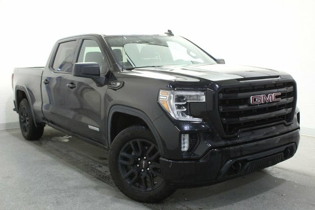 2019 GMC Sierra 1500 Elevation Crew Cab LB 4WD
