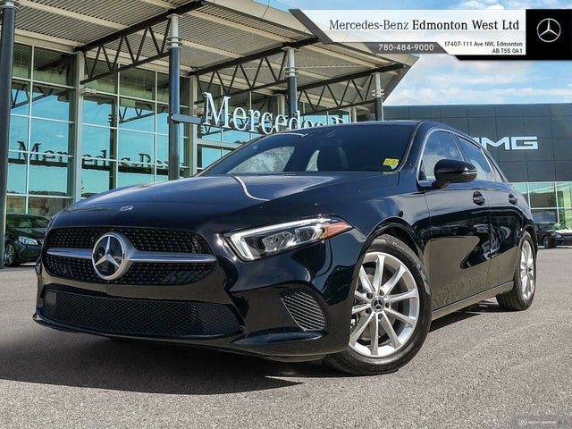 2020 Mercedes-Benz A-Class A 250 4MATIC Hatchback AWD