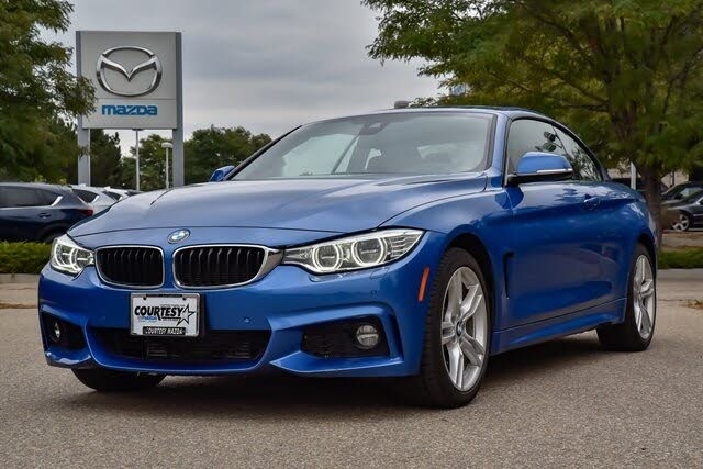 Used 2016 BMW 4 Series 435i xDrive Convertible AWD for ...