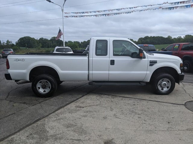 2008 Ford F-350 Super Duty XL Super Cab LB 4WD