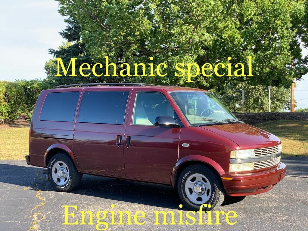 used 2002 chevrolet astro for sale right now cargurus used 2002 chevrolet astro for sale
