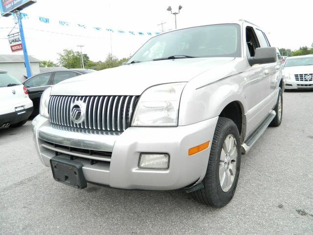 2006 Mercury Mountaineer Convenience AWD