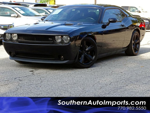2013 Dodge Challenger R/T Plus RWD