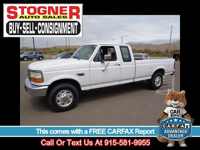 1997 Ford F-250 2 Dr XL Extended Cab LB HD