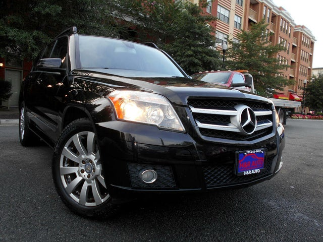 Used Mercedes-Benz GLK-Class for Sale in Bethesda, MD ...