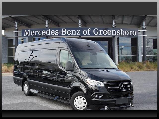 2020 Mercedes-Benz Sprinter 3500 170 V6 High Roof Extended Cargo Van RWD