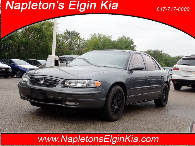 2004 Buick Regal LS Sedan FWD