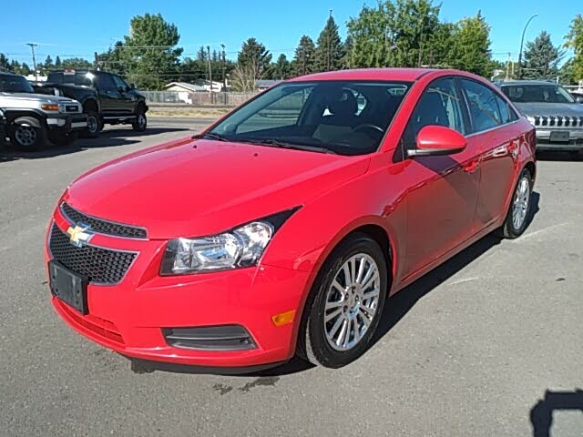 2014 Chevrolet Cruze Eco Sedan FWD