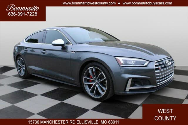 used audi s5 sportback for sale in saint louis mo cargurus used audi s5 sportback for sale in