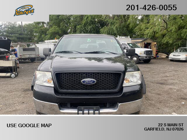 2005 Ford F-150 King Ranch Crew Cab 4WD