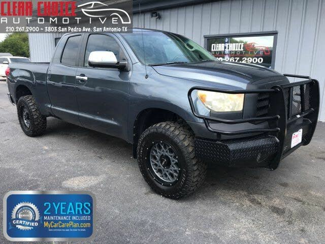 2009 Toyota Tundra Limited Double Cab 5.7L